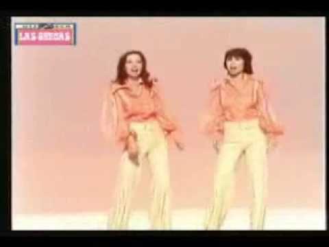 'Las Grecas', Carmela y Adeladina, de Valladolid, fueron un dúo musical español de flamenco-rock y de etnia gitana.