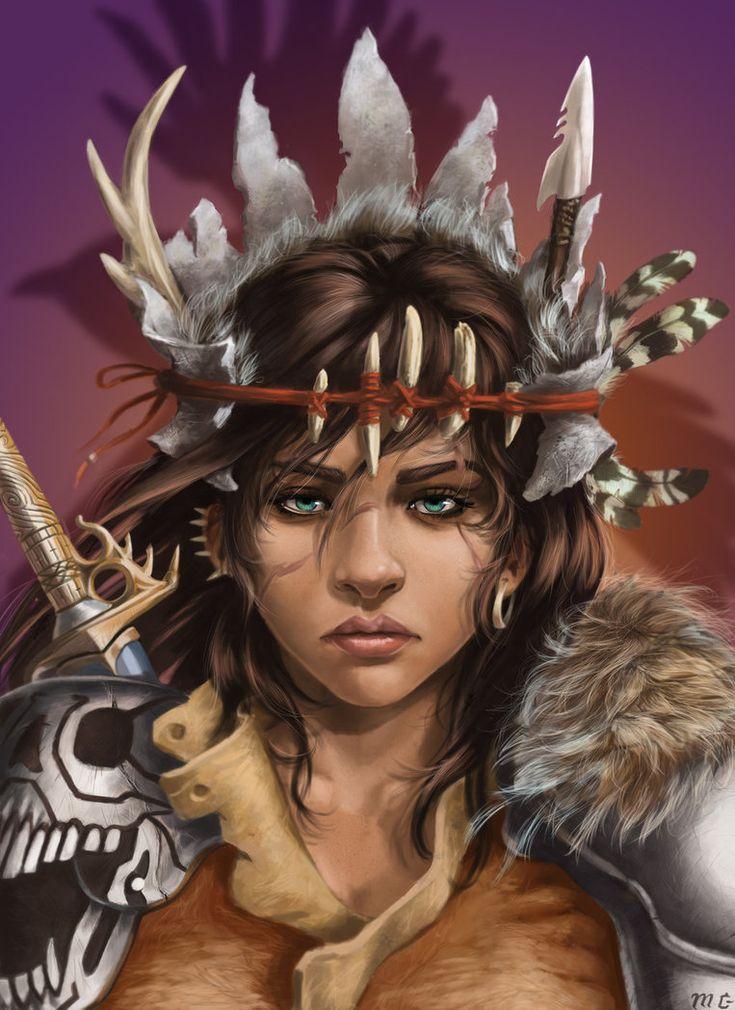 barbarian queen art - photo #35