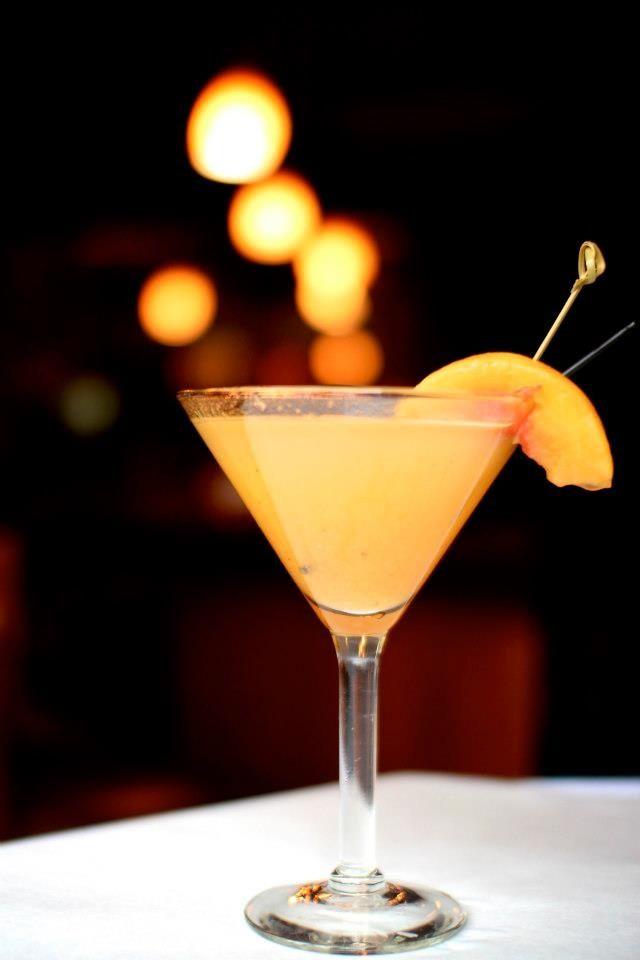Martini de durazno