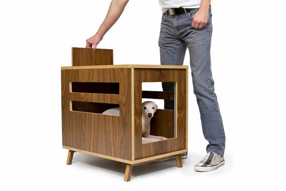 239 best images about mid century living room on pinterest for Sofa table dog crate