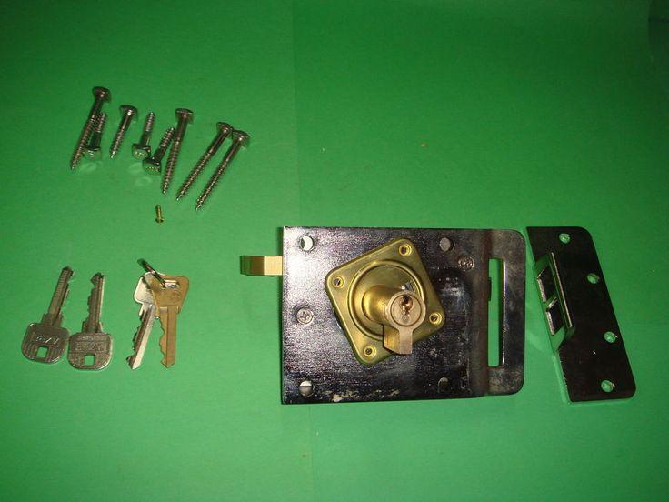 Cerradura de seguridad, sin uso  YALE AZBE buen estado!!