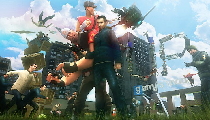 Explore And Build Sandbox Games Like Minecraft Garry S Mod Full Games Download Games