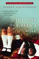 The Time Traveler's Wife.- I got to 38% of the book. Still need to read the rest