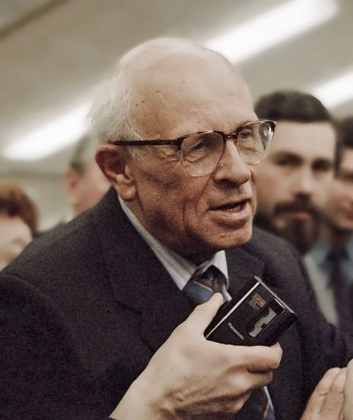 Andrei Sakharov - father of the hydrogen bomb