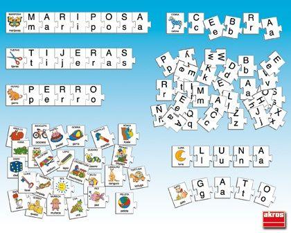 ¡Busca las letras! #terapiaocupacional #ayudas #niños #abuelos #juegos