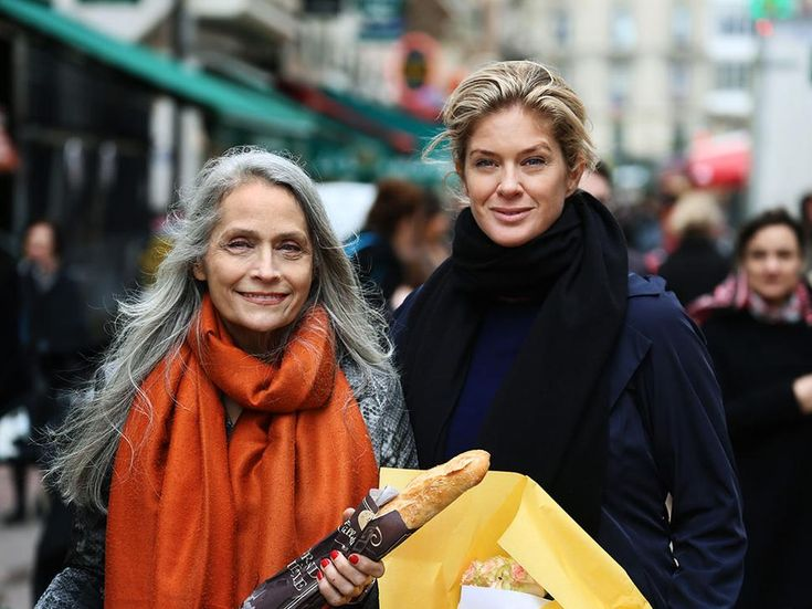 Rachel Hunter's Voyage of Self-Discovery - Rachel with French model Isabelle Appay on her new program Tour of Beauty - Viva
