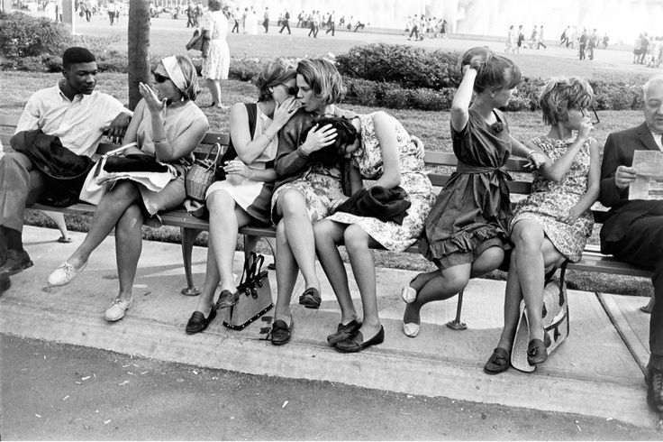 Garry Winogrand, Women are beautiful
