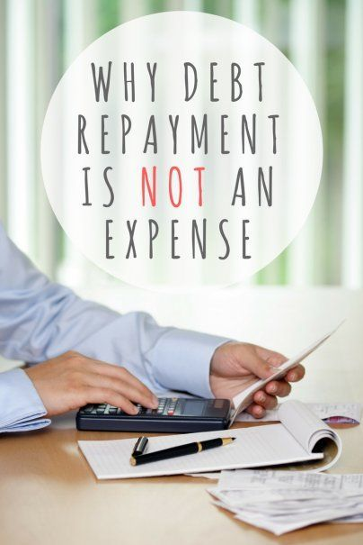 Debt repayment is not an expense | Personal Finance Advice | Debt Management Tips | How To Budget | #budgeting #moneymatters #finance #debtadvice #debtmanagement
