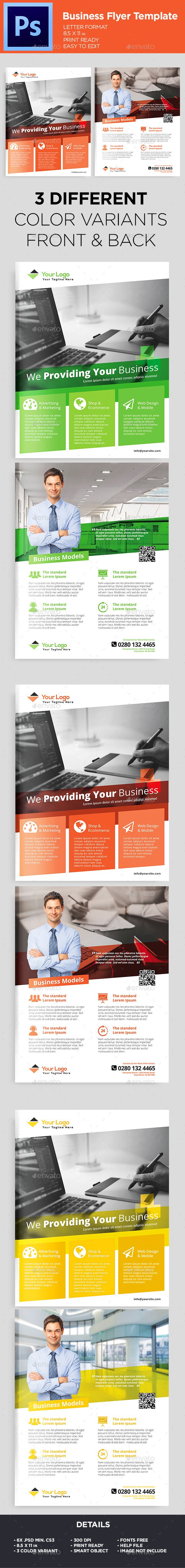 Business Flyer / Corporate Flyer Template