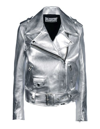 Leather outerwear Women's