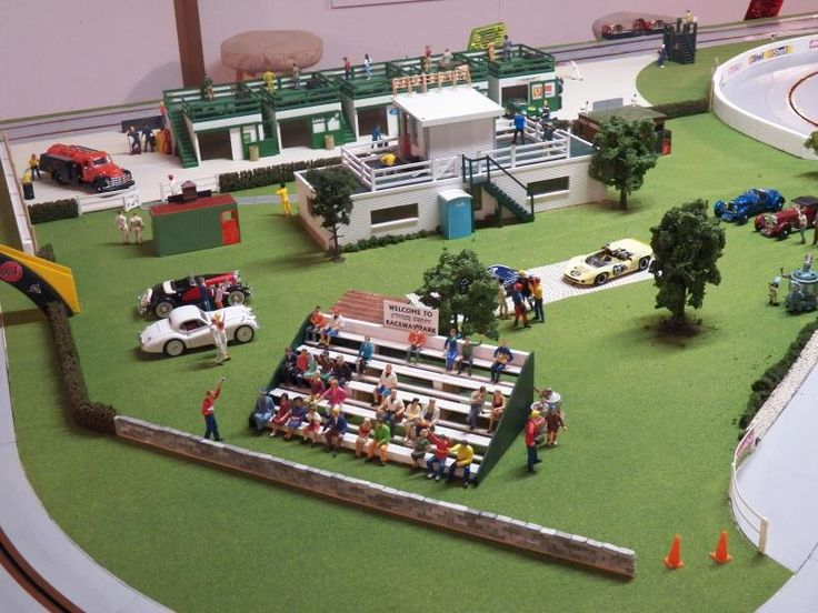 363 Best Slotcar Scenery Images On Pinterest Scenery Slot Car