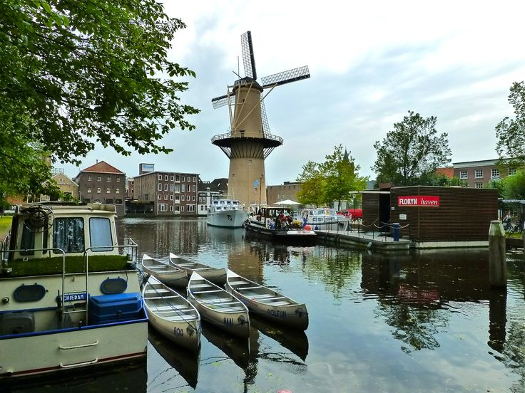 Schiedam, Holland