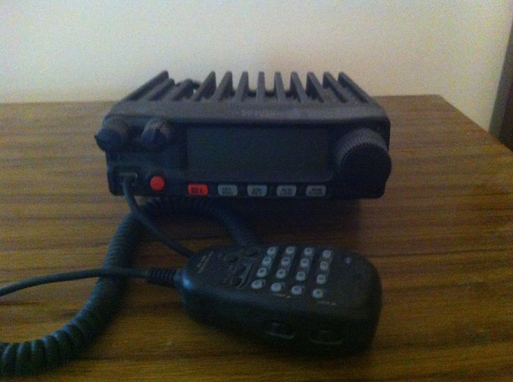 Looking all lonely  in need of a power supply  this 75 watt FM base mobile  by Yaesu will be in the master bedroom   Actually  it s my wife s I  promised her. 17 Best images about Amateur  Ham  Radio on Pinterest   Radios
