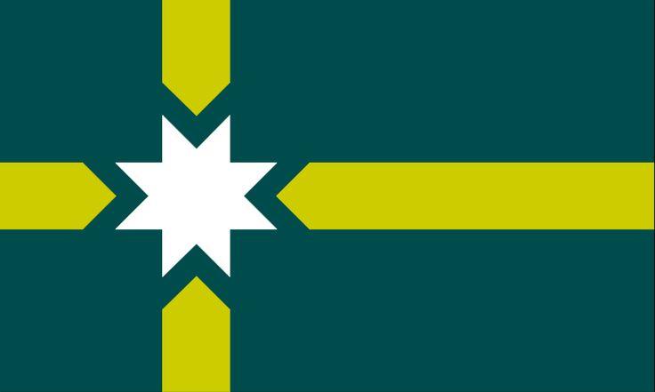 Australian Flag Proposal _ Designer: Rob749s (2016)