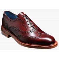 Barker Shoe Style: Indiana - Cherry Grain