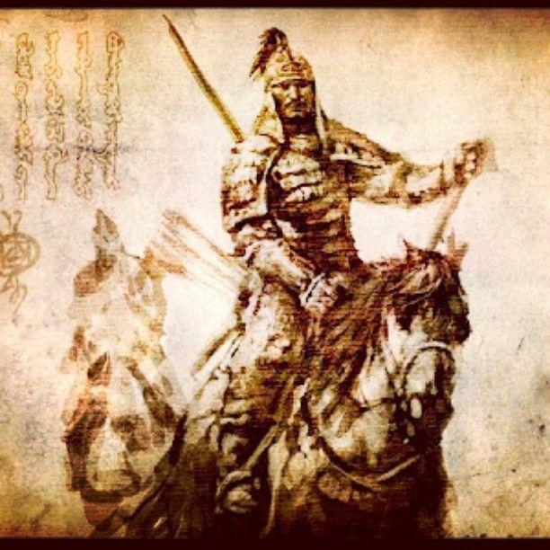 Pictures Of Genghis Khan Wallpaper Wwwkidskunstinfo