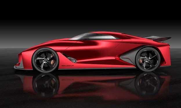 Nissan Concept 2020 Vision Gran Turismo: La visión de Nissan del superauto del futuro - JorgeKoechlin presenta