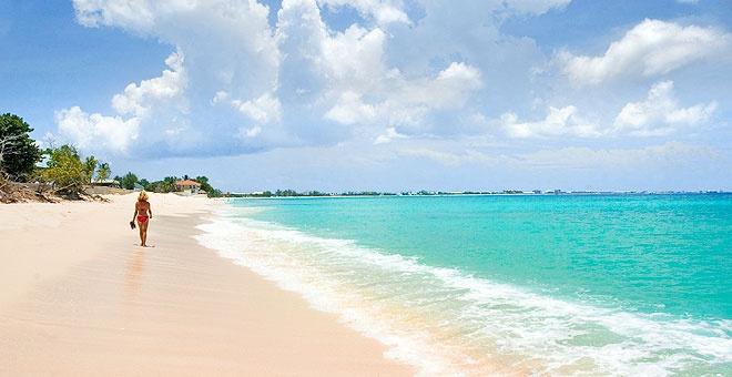 #GrandCayman has spectacular beaches.
