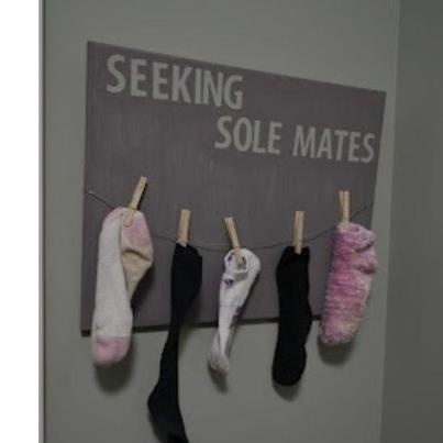 so cute: in the washing room