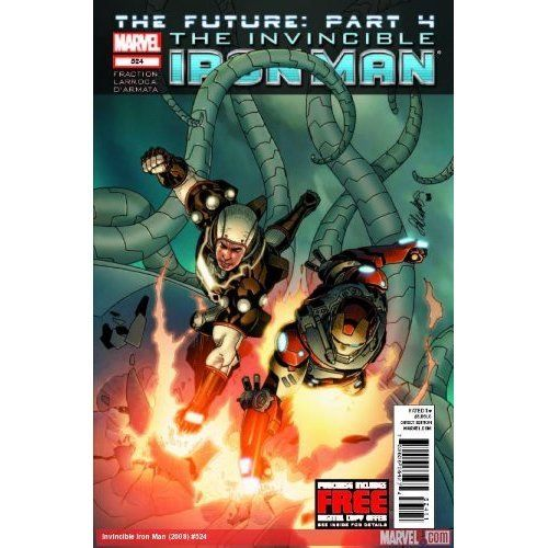 Invincible Iron Man #524 How Will Tony Stark Escape the Mandarins Ultimate Death-trap?  @ niftywarehouse.com #NiftyWarehouse #IronMan #Iron-man #Marvel #Avengers #TheAvengers #ComicBooks #Movies