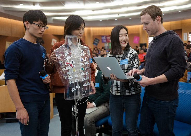 Mark Zuckerberg is back in China as Facebook eyes opportunity to finally enter the country (FB)