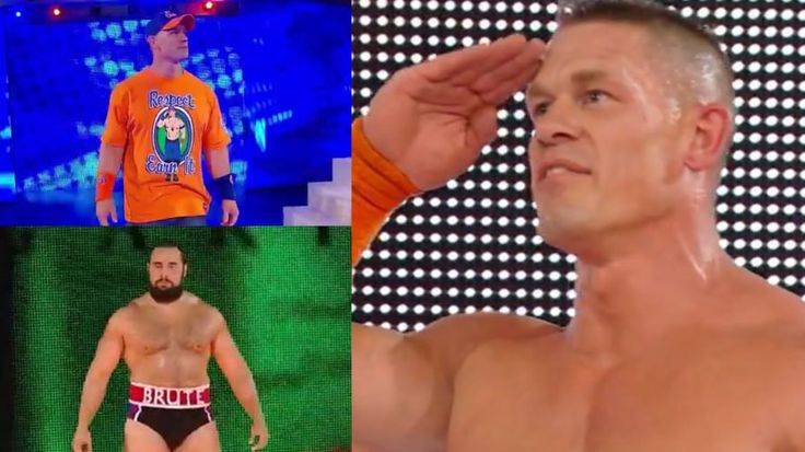WWE Battleground results: John Cena vs. Rusev in a Flag match