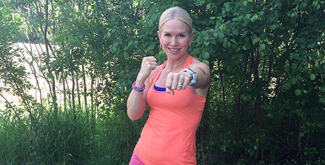 The No Push-Ups, No Planks, Anti-Aging Arm Routine