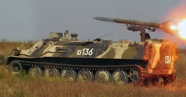 Heavy Armor of the Cold War - 13 Soviet Anti-Tank Vehicles From Post-WWII