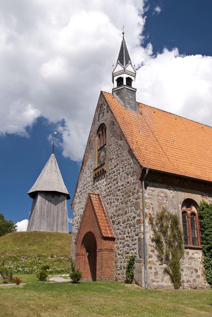 St. Jakobi church Schwabstedt