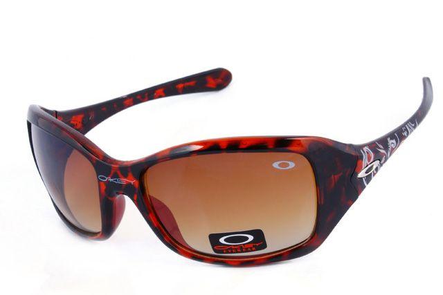 Oakley Necessity Square Brown Leopard CGD