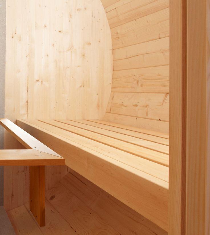 Turbo 15 Pines de Saunafass que no te puedes perder | Outdoor sauna  XL06