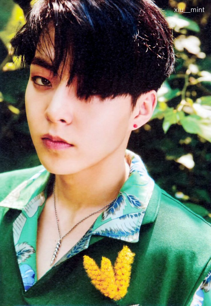[SCAN] XIUMIN for #EXO #THEWAR #KOKOBOP Album Content
