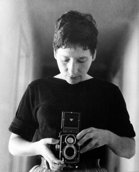 marti friedlander self portrait - Google Search