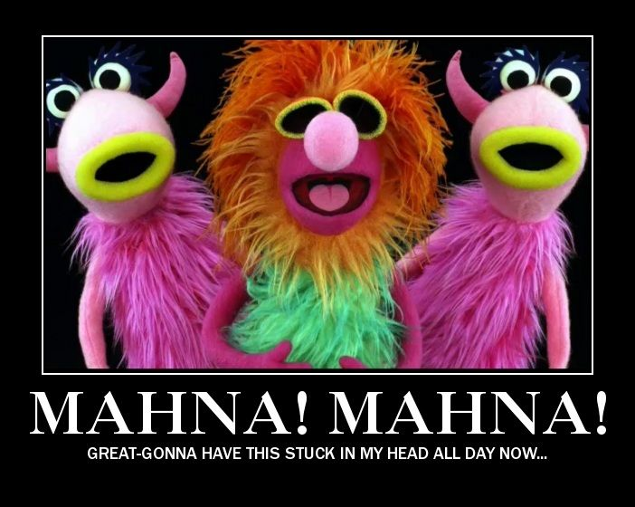 Mahna! Mahna! (love this, I even down loaded it to my phone!): Childhood Memories, Funny Pictures, Jim Henson, Mahnamahna, Songs, Demotivational Posters, The Muppets, Mahna Mahna, Costumes Ideas