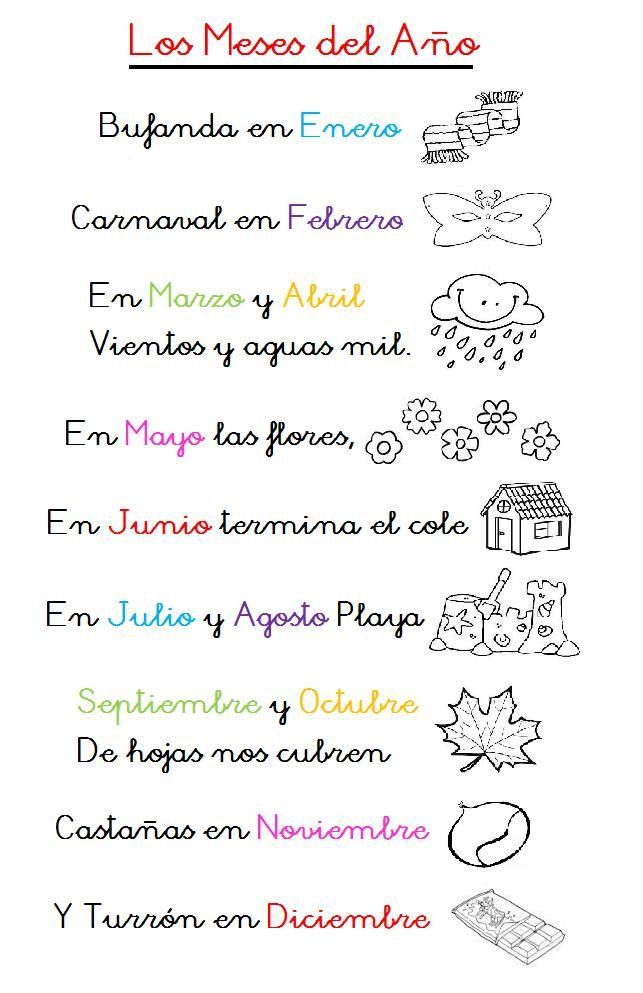 #Spanishpoems #PoemsinSpanish #poesías #poemas #Spanishpoemsforkids