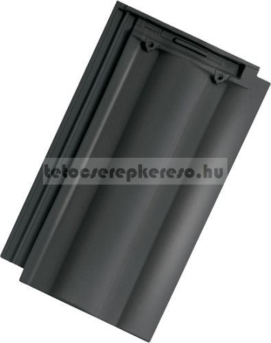 Tondach Twist antracit tetőcserép akciós áron a tetocserepkereso.hu ajánlatában