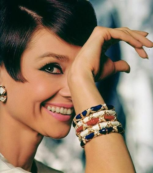 Audrey Hepburn by Douglas Kirkland, 1965