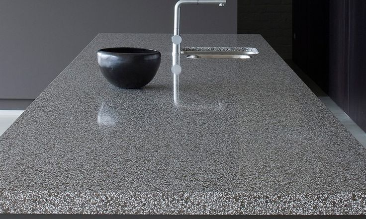 Quartz Worktops - Contemporary Kitchens
