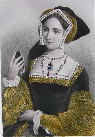 jane seymour ruler with england