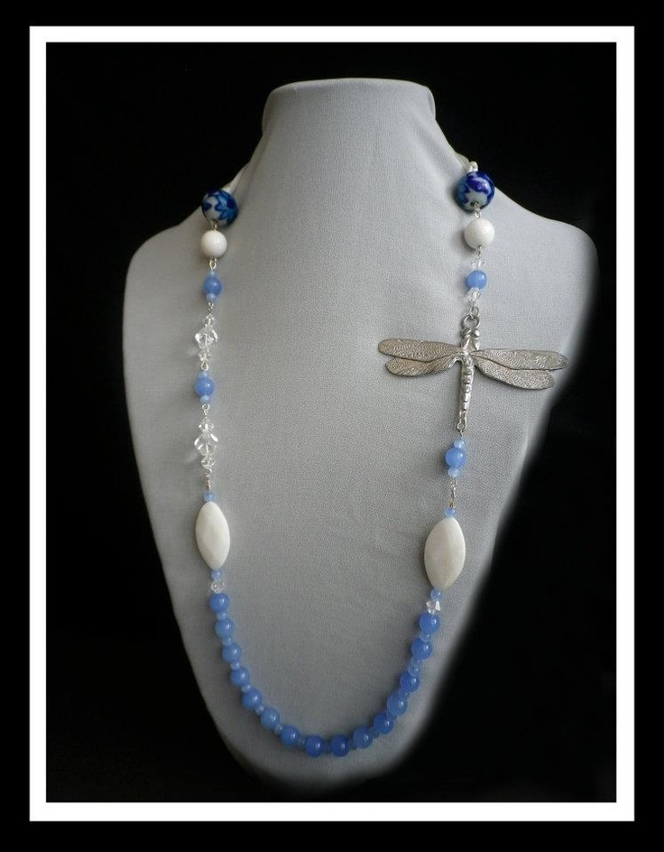 'Dragonfly' Handcrafted Jewellery  http://www.facebook.com/ZadiaDesigns