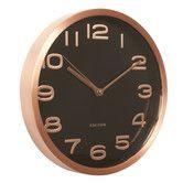 Found it at Wayfair.co.uk - World Class Maxie Wall Clock