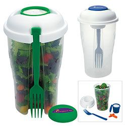 Salad Cup promoproducts Perfect to give to employees for a company picnic
