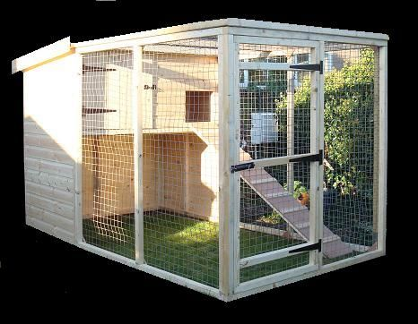 Best 20 Outdoor Cat Enclosure Ideas On Pinterest