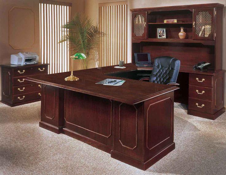 Executive Office Decorating Ideas