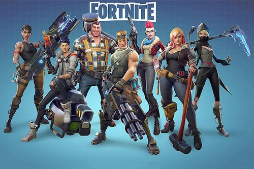 No Frame Details about  /Fortnite Battle Royale Game Art New Poster