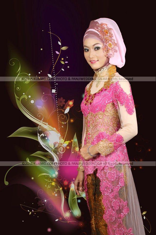 Tata Rias Hijab oleh Panji Rias Pengantin Purwokerto | Foto oleh KLIKMG Fotografer Jakarta