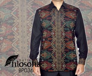 – Kode BP036 – Batik Printing – Bahan Katun – Tanpa Puring – Harga Rp.275.000