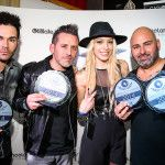 DANCE MUSIC AWARDS: AL RICHMOND CAFE' SI PREMIANO I PROTAGONISTI DELLA NOTTE - BOLLICINE VIP