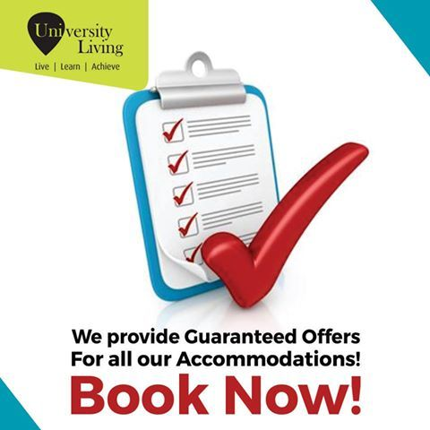 Don't Worry, all our accommodations are guaranteed, which means no nasty surprises for you when you shift to United Kingdom!  www.theuniversityliving.com  Live.Learn.Achieve  #theuniversityliving #accommodations #unitedkingdom #london #bristol #manchester #leeds #nottingham #studentlife #universitycas #admissions2015 #studentpads #internationalstudents #hallsofresidence #studentpads #guaranteed