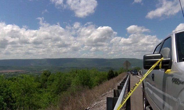 TENNESSEE... Inmates find decomposing body along Tennessee highway | Daily Mail Online